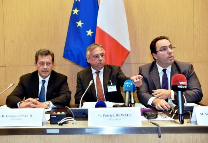 Paris: Parliamentary panel calls for intelligence overhaul by creating a French Counterterrorism Center.