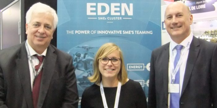 At Eurosatory 2017, exclusive Interview with EDEN´s President & CEO.
