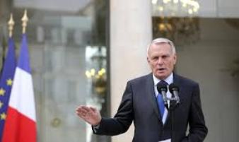 Foreign Minister Jean-Marc Ayrault and the challenges of French tourism.
