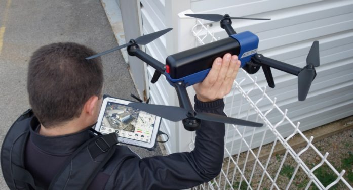 The French National Gendarmerie confirms its choice for Novadem´s Drones.