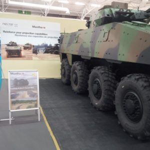 At Euronaval from June 13 – 17, 2016 Musthane presents its new generation of Mustmove® Beach Access, roll-up connectable beaching mats to prevent vehicles to be bugged in sand or in mud during amphibious operations. The range, designed and manufactured in France, after several years of research and development and a number of international patents, works effectively with all wheeled vehicles in service in the French army and has successfully come through a French Army Staff Armament Programs Directorate assessment. It is part of the Mustmove® range, offering mobility solutions developed by Musthane for the field of operations.