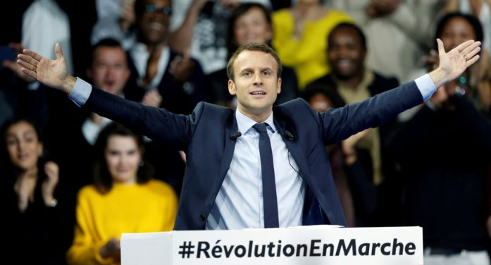 France: elections overcome fear.
